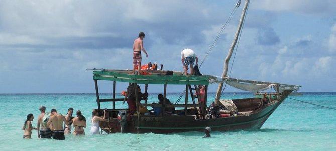 safari blue tour and adventure in zanzibar island